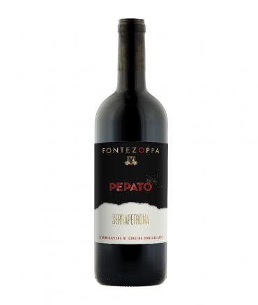 Vino rosso Pepato bio 2016 Marche