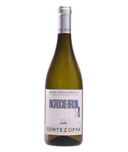 Vino bianco Incrocio Bruni 54 bio 2019 Marche